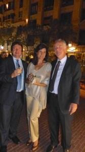 Felix Bentz, Mr. & Mrs. Josep Puig